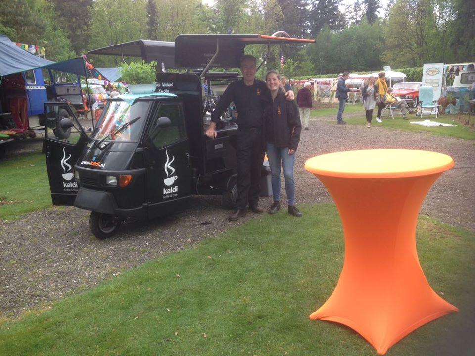 Mobiele Koffiebar Zwolle