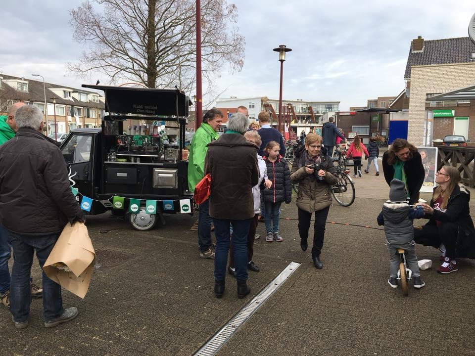 Mobiele Koffiebar Limburg