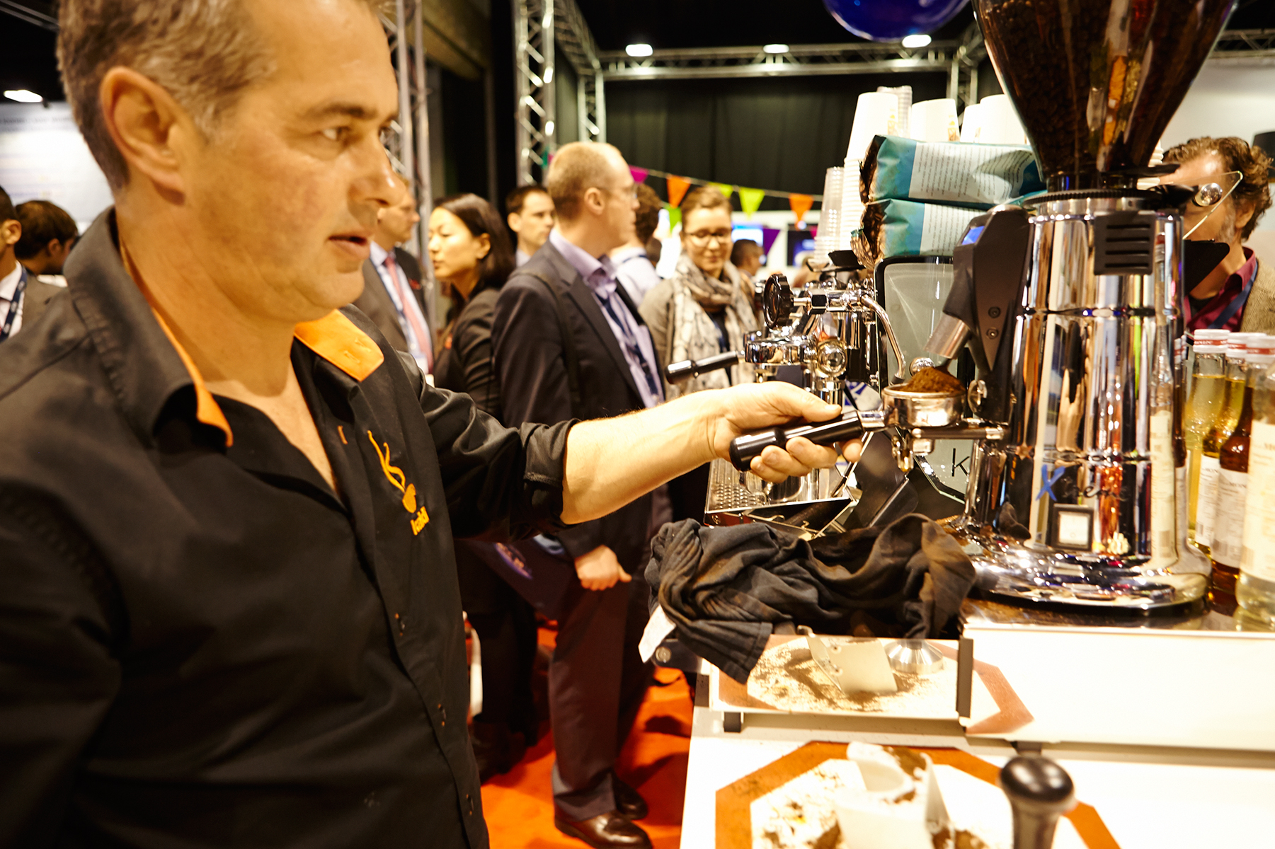 Mobiele Koffiebar Bergen op Zoom