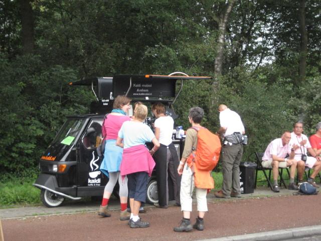 Mobiele Koffiebar Arnhem