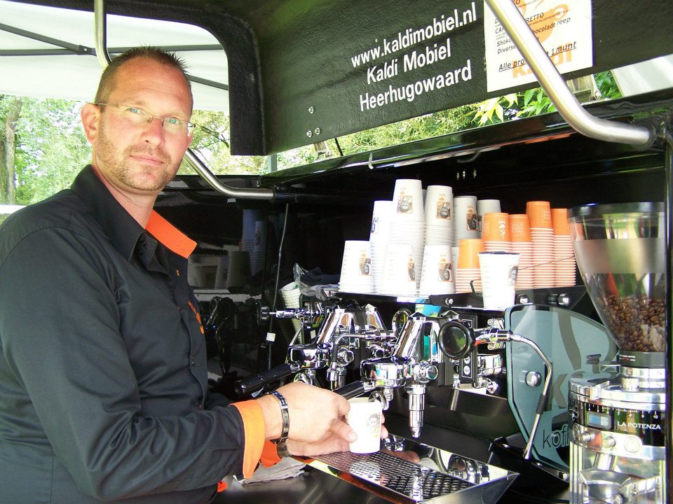 mobiele koffiebar heerhugowaard